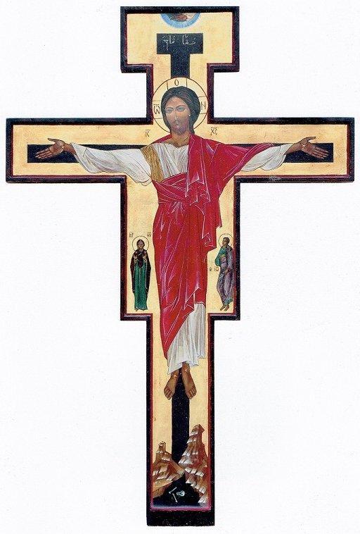 Croix de tibhirine 1