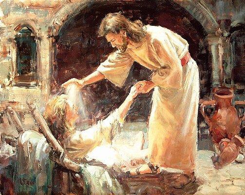Jesus guerit